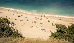 griekenland, kefalonia, mythos, beach, sven, muur,